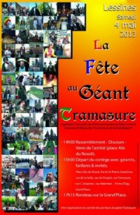 Festivites_ Lessines--5eme-anniversaire-de-Tramasure_2013