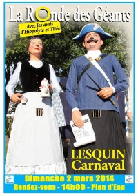 Festivites_Lesquin-Carnaval-et-Ronde-de-Geants_2014