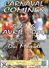 Festivites _Comines-Carnaval-de-Comines_2014