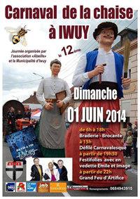 Festivites_Iwuy-12eme-carnaval-de-la-Chaise_2014