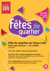 Festivites_Lille-Fete-du-quartier-Vieux-Lille-et-10-ans-Jeanne-Maillotte_2014