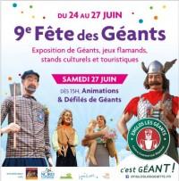 Englos - 9emme Fete des Géants 2015
